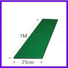 직모아이언매트 (1mx25cm)/라셀17mm+폼5mm+고무5mm
