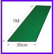 직모아이언매트 (1mx30cm)/라셀17mm+폼5mm+고무5mm