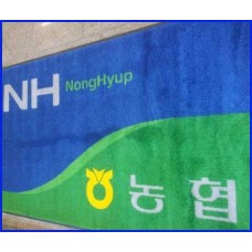 Nonslip Mat / 주문제작로고매트/금융관련