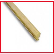 황동 줄눈대 K2512/4.5x2.5x12.0mm