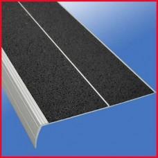 알루미늄 세라믹 초광폭 계단 논슬립KL-115N/115mm