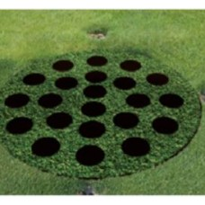 맨홀매트 원형